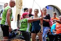 Petra Hurtová se zúčastnila ČEZ Kvadriatlonu v rámci TriPrague, kde v týmu s Janem Jírů skončila na krásné 5. příčce.