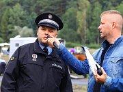 Den s policií a dalšími složkami Integrovaného záchranného systému na autodromu v Sosnové již poněkolikáté potěšil nejen malé návštěvníky, ale také jejich dospělý doprovod.