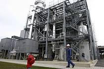 Stanice NDS 10 ve Stráži pod Ralskem, kde se sanují chemickou těžbou uranu kontaminované podzemní vody.