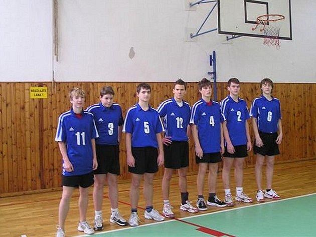 Starší žáci Lokomotivy se v Českém poháru propracovali mezi elitní osmičku týmů v republice.