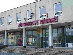 Autobusové nádraží v České Lípě