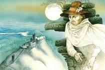 Dvousté výročí narození Karla Hynka Máchy připomene nová poštovní známka. Jejím autorem je akademický malíř Jan Kavan.