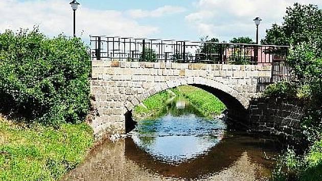 Zrekonstruovaný mostek v Horní Libchavě se uchází o titul Stavba roku Libereckého kraje 2011.