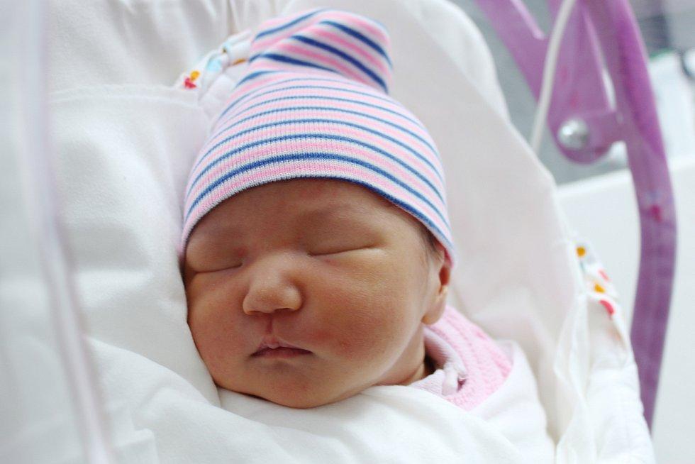 Mamince Baatar Azjargal z České Lípy se ve středu 14. srpna narodila dcera Anujin Damdinsuren. Měřila 51 cm a vážila 3,29 kg.