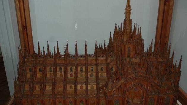Model Milánksého dómu