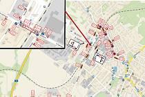 Dopravu v Novém Boru zkomplikuje od pondělí další uzavírka.