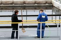 Přísným evropským normám vyhovuje čistička odpadních vod ve Stráži pod Ralskem, a to díky právě ukončené kompletní modernizaci technologií i samotného objektu.