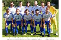 Dnes již bývalý tým FK Doksy, který patřil k ozdobám krajského přeboru na Liberecku.