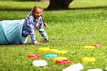 V Městském parku v České Lípě se na neděli chystá bohatý program hlavně pro děti.