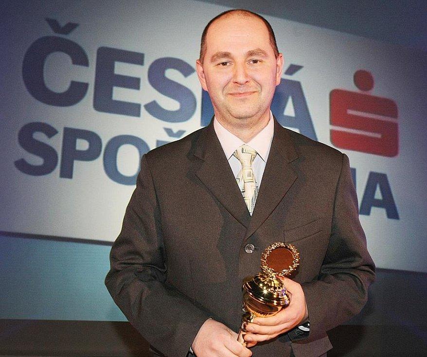 Deník ocenil nejúspěšnější sportovce uplynulého roku. Krajánkem roku se stal již tradičně střelec Luboš Opelka.