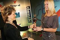 V loňské anketě se stala českolipská atletka Veronika Süssnerová vítězkou mládežnické kategorie a také Sportovní hvězdou Deníku.