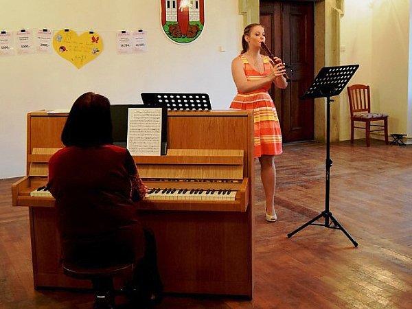 Tradiční koncert učitelů Základní umělecké školy vDoksech byl letos poprvé spojený sbenefičním účelem.