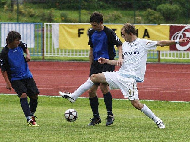 Fotbalisté českolipské rezervy nedokázali bodovat ani v minulém kole v duelu s Železným Brodem.
