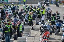 Preventivní projekt je zaměřený na bezpečnost řidičů motocyklů.