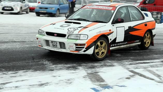 Druhé kolo MOGUL driving cupu se jede v Sosnové v sobotu 2. února.