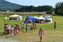 Areál Zátiší bude festival hostit už podruhé.