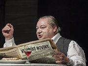 Norbert Lichý se do role pana Kopfrkingla hodí perfektně.