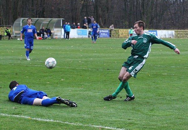 FC Nový Bor – STAP TRATEC Vilémov 2:1.