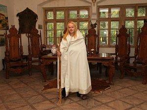 Příznivci pohádek jsou zváni na již pátý ročník úspěšné akce pro děti Princezna a svatý Martin, který proběhne v sobotu na zámku v Horní Libchavě.