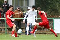 Mšeno - Česká Lípa 1:1 (1:0).