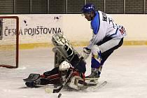 Vysokou porážku 3:12 utrpěli hokejisté českolipského HC v sobotním domácím mistrovském utkání krajské ligy od Lomnice.