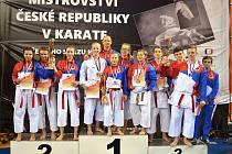Karatisté českolipského klubu Sport Relax byli na Mistrovství ČR WKF úspěšní.