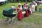 V Zahrádkách u České Lípy se konaly tradiční slavnosti.