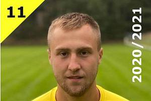 Jakub Kisty - fotbalista FK Stráž pod Ralskem.