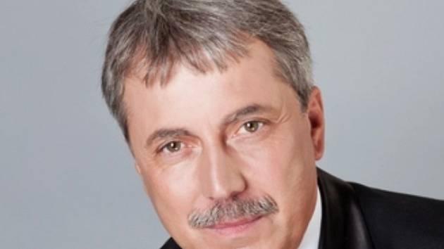 Jiří Löffelmann, starosta obce Skalice u České Lípy.