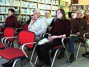 Tito lidé mají zájem předat moderní formou ostatním své znalosti a zkušenosti.