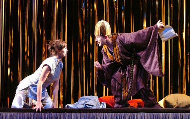 Divadlo - ilustrační foto