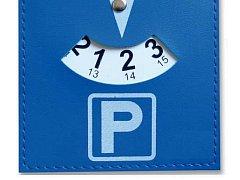 Parkovací hodiny. Ilustrační foto.