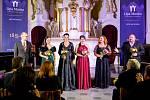 V sobotu 5. října pokračovala 18. Lípa Musica českolipským koncertem v Biberově kapli. Komorní večer byl poctou Leoši Janáčkovi a nabídl ukázky z jeho klavírní a vokální tvorby.