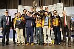 Elita Evropy! Šachisté Nového Boru v Černé Hoře brali stříbrné medaile