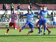 Arsenal Česká Lípa - Baník Souš 2:1 (0:1).