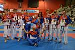 Česká Lípa Karate klub Sport Relax.