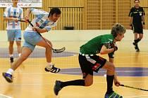 Muži FBC BRZDY CZ Česká Lípa hrají poslední duel základní části 1. ligy na domácí půdě.