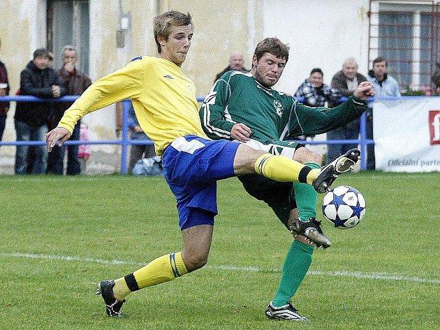Fotbalisté Cvikova změnili trenéra.