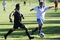 Derby v Kamenici mezi domácím týmem a nedalekými Zákupy skončilo smírně.