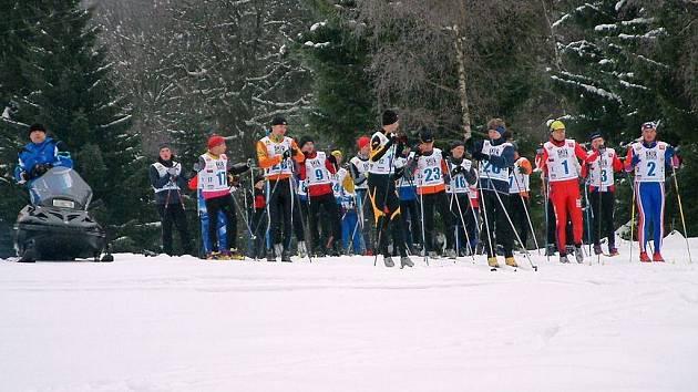 Posledním závodem na běžkách v této sezóně budou Polevské štafety.