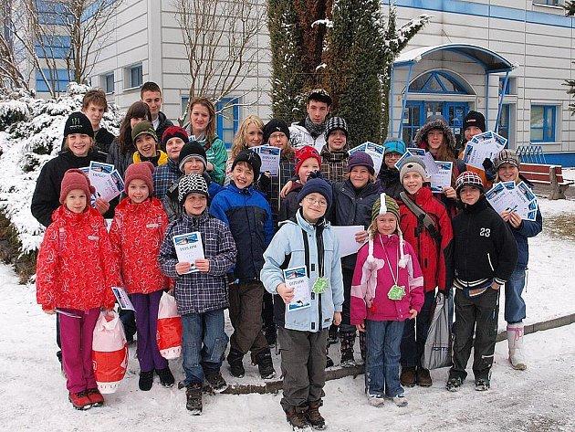 Rumburského kapříka se zúčastnila slušná výprava borců z českolipského klubu.