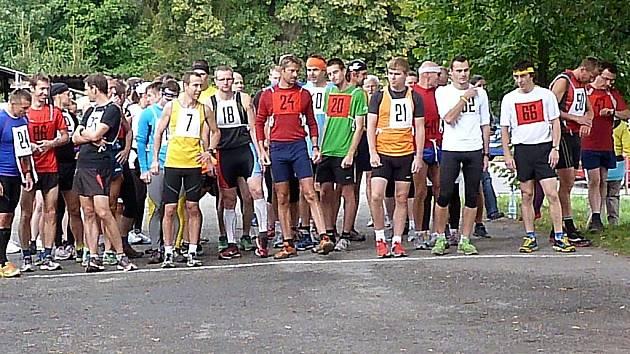 Předposlední závod OBL se běží v sobotu 2. listopadu Krosmaraton v Sosnové.