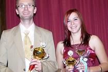 Mezi nejlepší závodníky – minikáristy v sezoně 2011 v České republice patří Zbyněk Švajda a Markéta Opolská.