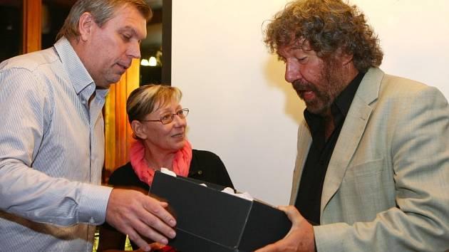 Ocenění od NASK si před dvěma lety odvezl také režisér Zdeněk Troška.