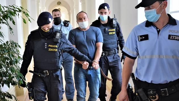 Obviněný z vraždy ve Volfarticích.