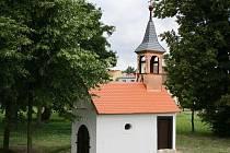 Barokni kaple sv. Anny u břehu řeky Svitávky v Zákupech po kompletní rekonstrukci za více než půl milionu korun, na kterou město získalo dotaci od ministerstva kultury.