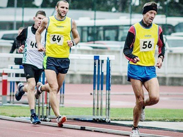 Muži AC Česká Lípa jeli k soutěži s úmyslem udržet třetí místo, což se s přehledem podařilo.