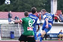 Krajský přebor: Česká Lípa – Velké Hamry 5:0 (1:0).