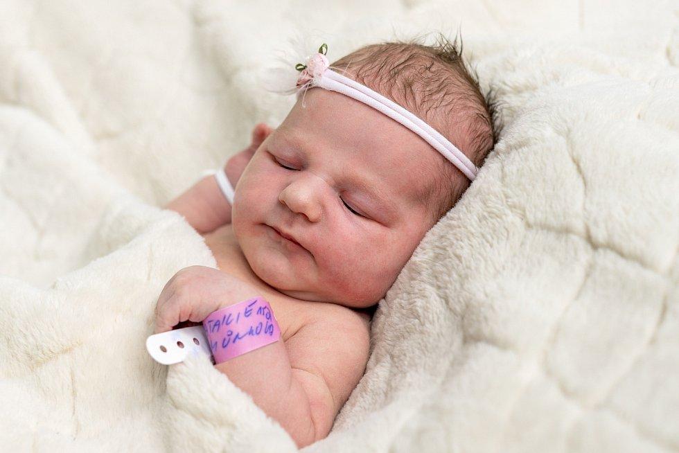 Rodičům Lucii a Janovi Šimůnkovým se v úterý 18. května v 17:38 hodin narodila dcera Natálie Šimůnková. Měřila 51 cm a vážila 3,34 kg.