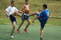 23. mezinárodní sportovní hry dětí z dětských domovů se konaly ve Stráži pod Ralskem